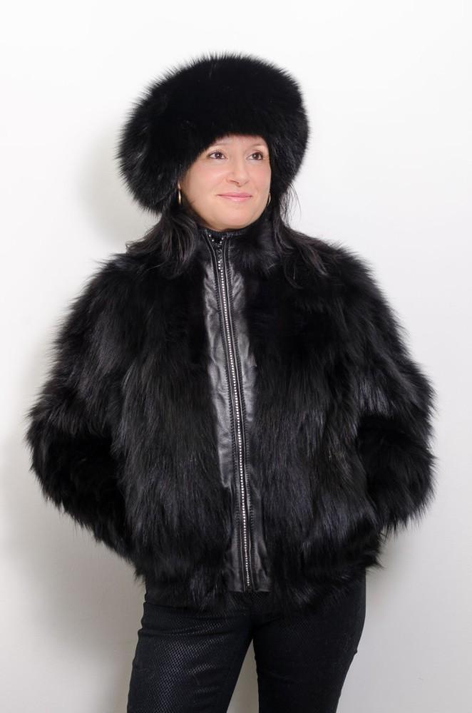 Fekete róka dzseki 609ed997cf